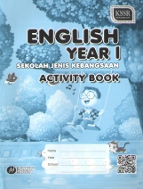 English Year 1 SJKC Activity Book (KSSR SEMAKAN)