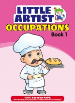 Little Artist 1 - Occupations Book 1