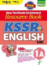 Resource Book KSSR English SJKC 英文参考资料 1A
