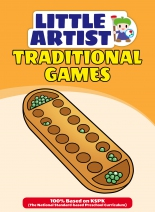 Little Artist 4 - Traditional Games
