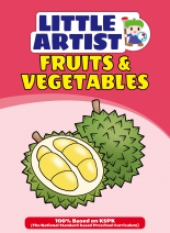 Little Artist 6 - Fruits & Vegetables