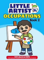 Little Artist 2 - Occupations Book 2