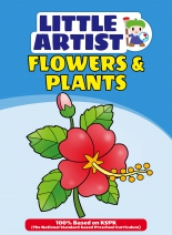 Little Artist 7 - Flowers & Plants